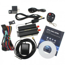 Автомобильный GPS-трекер TK103B