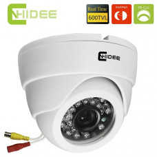 Купольная видеокамера Deecam 600TVL 3.6 мм