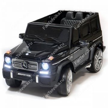 Электромобиль Mercedes-Benz G65
