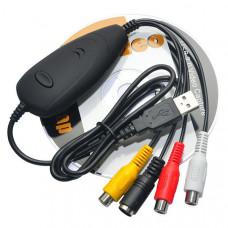 Адаптер видеозахвата Ezcap USB 2.0