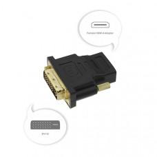 Адаптер HDMI - DVI