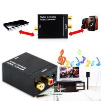Конвертер аудио-сигнала Toslink RCA DK-201C