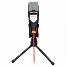 Настольный конденсаторный микрофон с подставкой SF-666