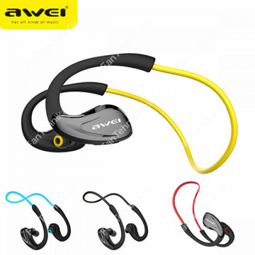 Беспроводные Bluetooth-наушники Awei A880BL Sports