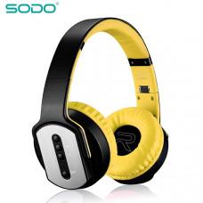 Беспроводные наушники-колонки Sodo MH2
