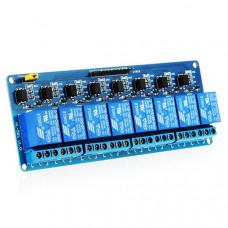 8-канальный модуль реле 5V для Arduino