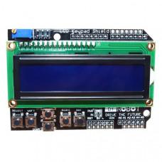 Шилд LCD Keypad Shield V1.0