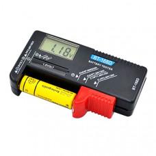 Тестер для батареек и аккумуляторов