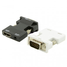 Переходник-конвертер из HDMI в VGA