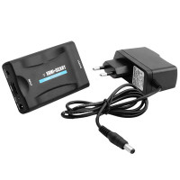 Конвертер видео сигнала из HDMI в SCART