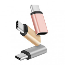 Адаптер USB Type-C - micro USB