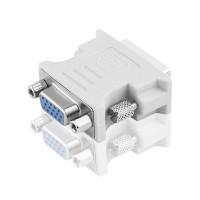 Переходник DVI (M) - VGA (F)