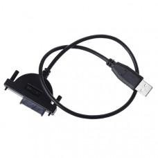 Адаптер - конвертор USB 2.0 - mini SATA
