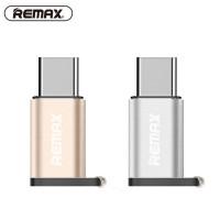 Переходник Remax OTG USB Type-C - micro USB