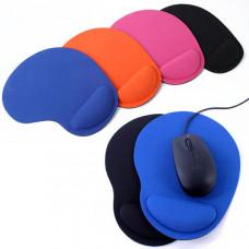 Коврик для мышки с подушкой под запястье