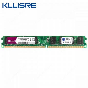 Оперативная память Kllisre DIMM DDR2 2 Гб / 800 мГц