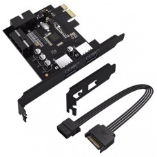 Контроллер PCI-E Orico PVU3-2O2I