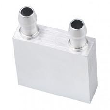 Алюминиевый водоблок (40х40мм)