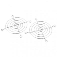 Защитная решетка для вентилятора 80х80мм (2 шт)