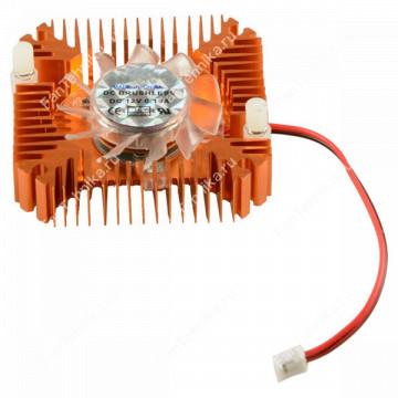 Кулер с радиатором для видеокарты (55 мм)