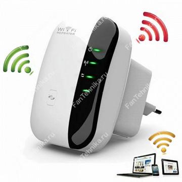 Беспроводной ретранслятор Wi-Fi 300 Мбит/с
