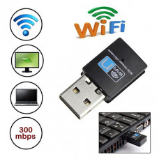 Беспроводной Wi-Fi USB-адаптер (300 Мбит/с)