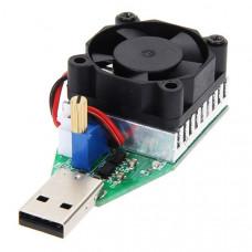 Регулируемая электронная USB-нагрузка