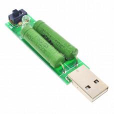 Нагрузочный резистор USB 1А/2А