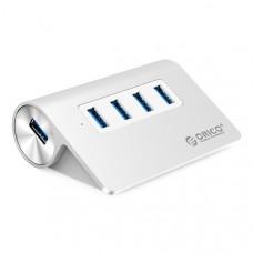 Высокоскоростной USB 3.0 разветвитель Orico на 4 портов