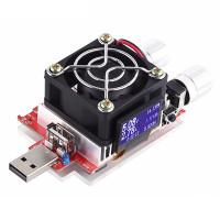 USB-тестер с регулируемой электронной нагрузкой 35 Вт
