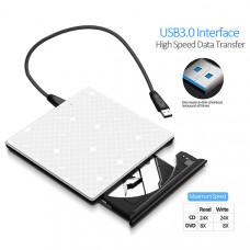 Компактный оптический DVD-привод USB 3.0