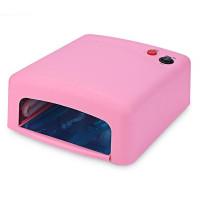 Ультрафиолетовая лампа для ногтей (36 Вт)