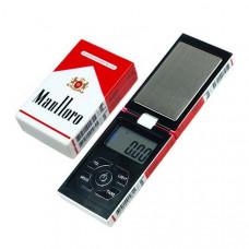 """Электронные карманные весы """"Пачка сигарет"""""""