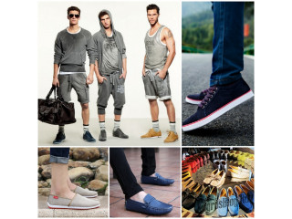 Как выбрать летнюю мужскую обувь?