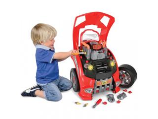Что может случиться с детским электромобилем