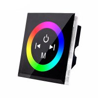 Встраиваемая сенсорная RGB панель