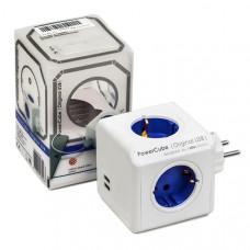 Сетевой разветвитель с USB Power Cube Office