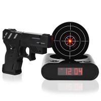 """Будильник с мишенью """"Gun Alarm Clock"""""""