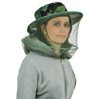 Шляпа с защитой от насекомых