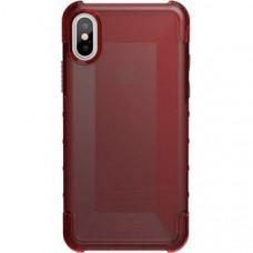 Чехол (клип-кейс) UAG Plyo, для Apple iPhone X/XS, красный