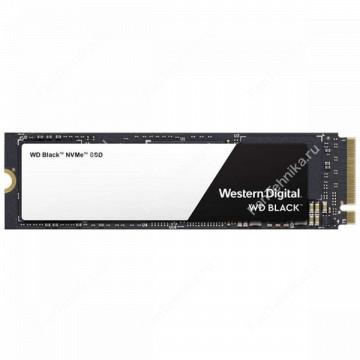 SSD накопитель WD Black WDS100T2X0C 1Тб