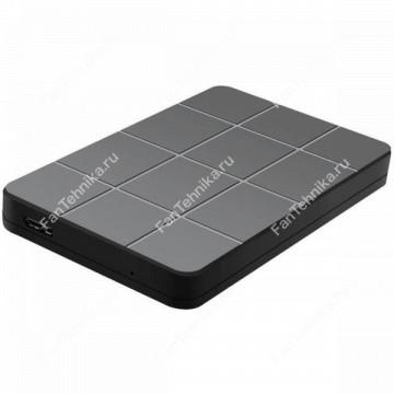 Внешний корпус для HDD AGESTAR 3UB2P1, черный