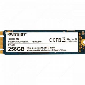 SSD накопитель PATRIOT Scorch PS256GPM280SSDR 256Гб