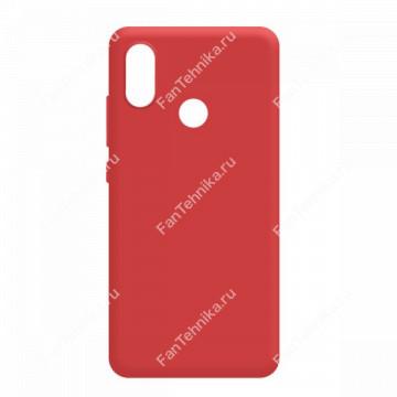 Чехол (клип-кейс) Gresso Meridian, для Xiaomi Mi 8, красный