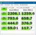 SSD накопитель INTEL 760p Series SSDPEKKW256G801 256Гб