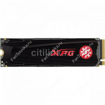 SSD накопитель A-DATA GAMMIX S5 AGAMMIXS5-256GT-C 256Гб