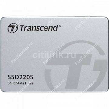 SSD накопитель TRANSCEND TS240GSSD220S 240Гб