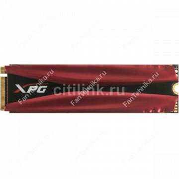 SSD накопитель A-DATA XPG ASX7000NPC-128GT-C Gammix S10 128Гб