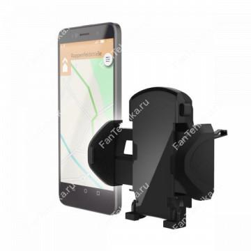 Держатель Hama H-178250 черный для смартфонов (00178250)