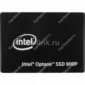 SSD накопитель INTEL Optane 900P SSDPE21D280GASM 280Гб